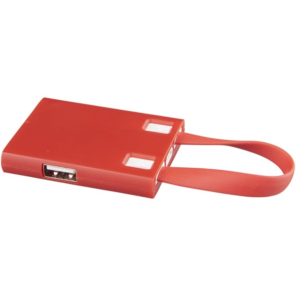 USB rozbočovač & kabely 3 v 1