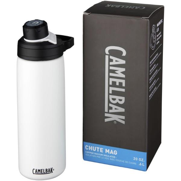 Měděná láhev Chute Mag 600 ml s vakuovou izolací