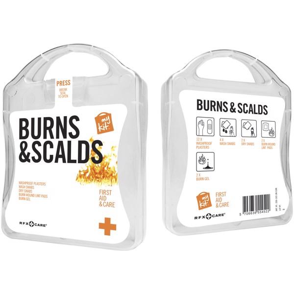 První pomoc na popáleniny