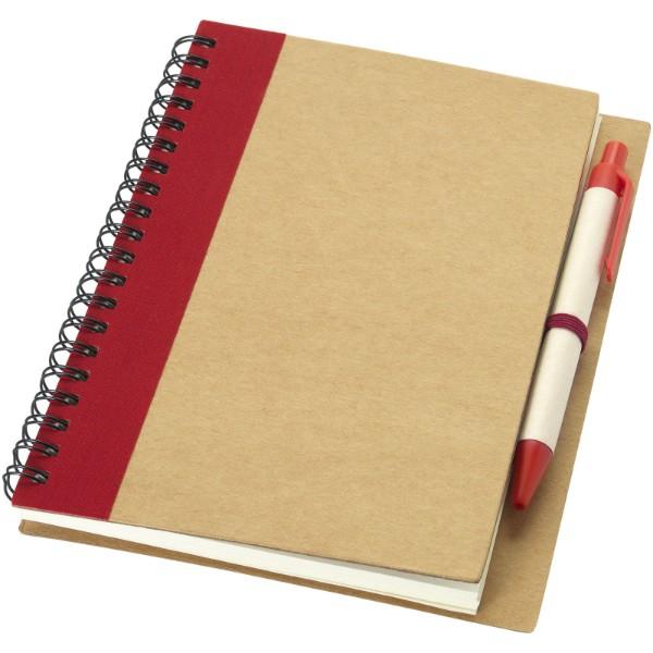 Zápisník s perem Priestly z recyklovaného papíru