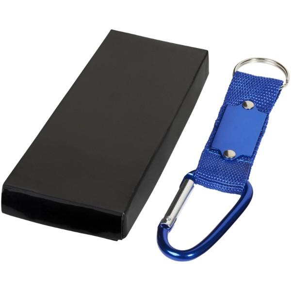 Přívěsek na klíče Strap s karabinkou