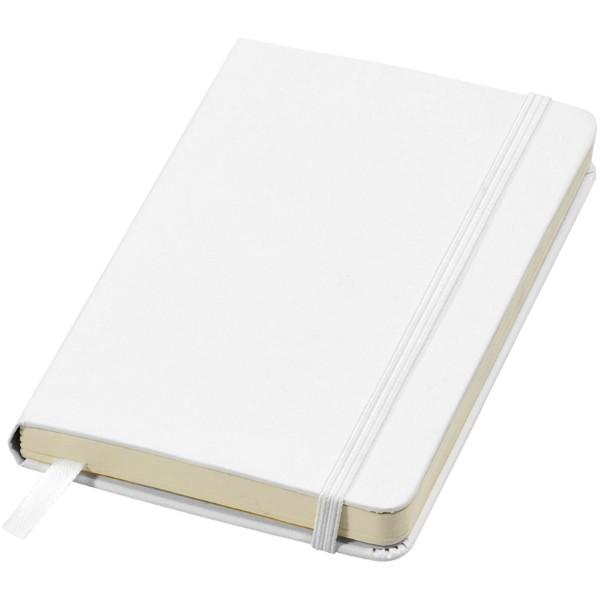Kapesní poznámkový blok Classic A6 s pevnou obálkou